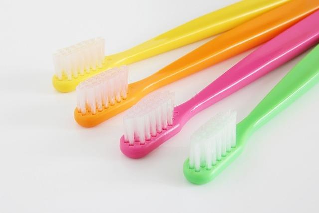 セルフケアのための歯ブラシ選び